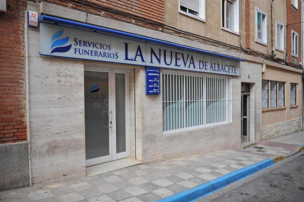 Funeraria La Nueva de Albacete