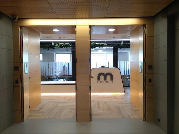 Mémora Servicios Funerarios - Sede corporativa Barcelona