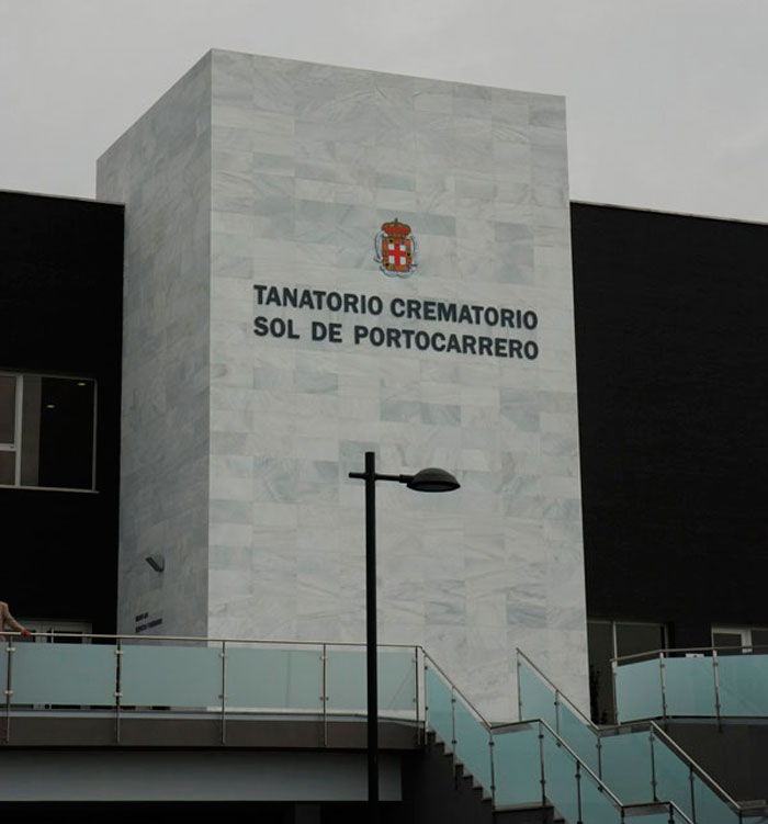 Tanatorio - Crematorio Sol de Portocarrero