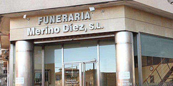 Funeraria Merino Díez