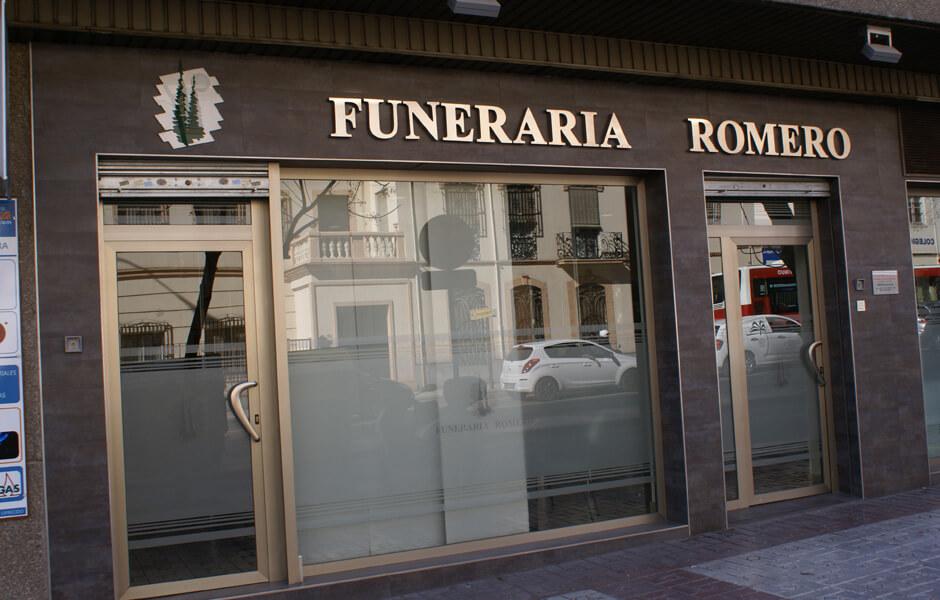 Funeraria Romero S.L. Granada