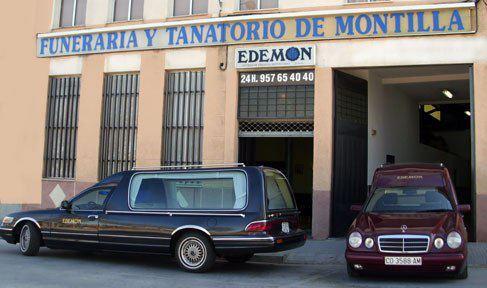 Funeraria Tanatorio de Montilla