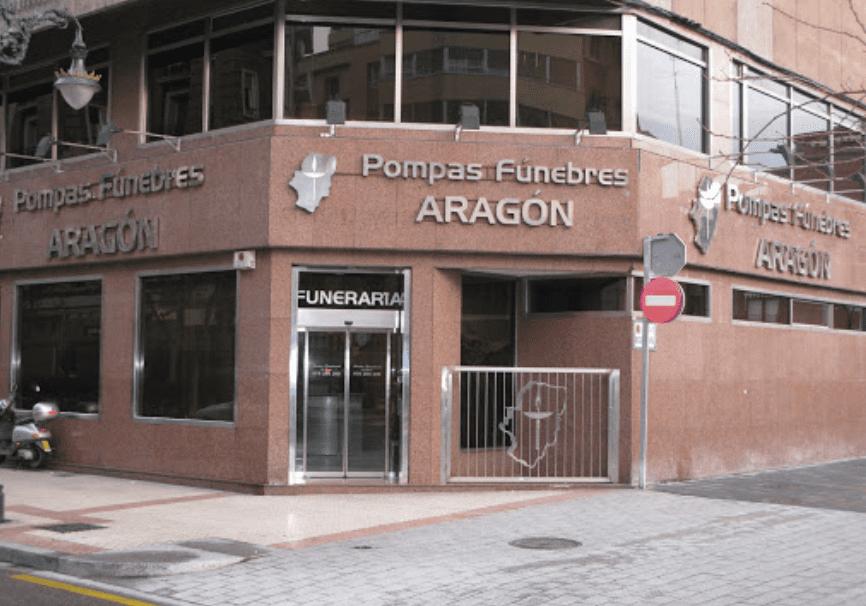 Pompas Fúnebres Aragón - Central Zaragoza