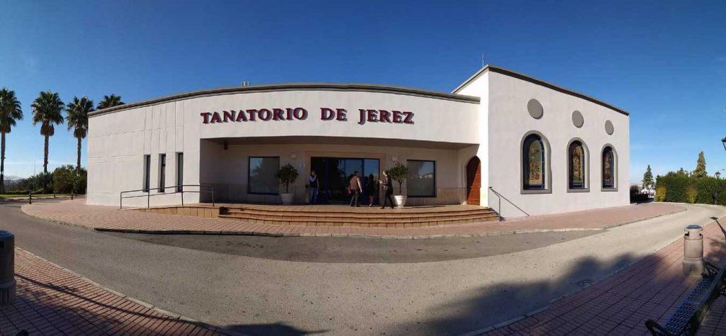 Tanatorio de Jerez