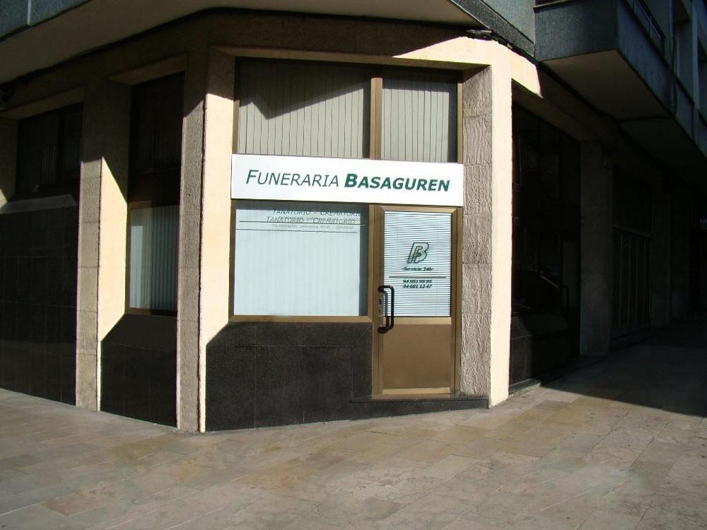 Funeraria Basaguren Durango