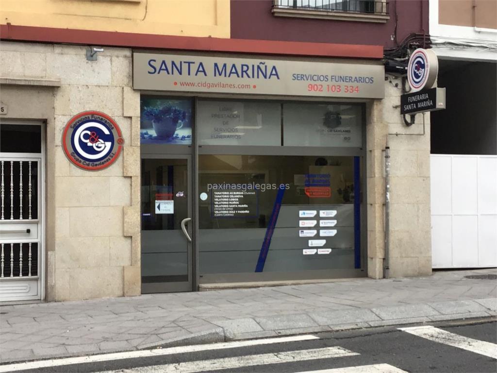 Funeraria Santa Marina