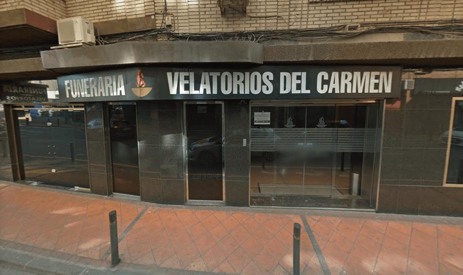 Funeraria Velatorios del Carmen