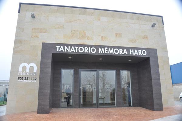 Servicios Funerarios De Haro La Rioja S L. Tanatorio
