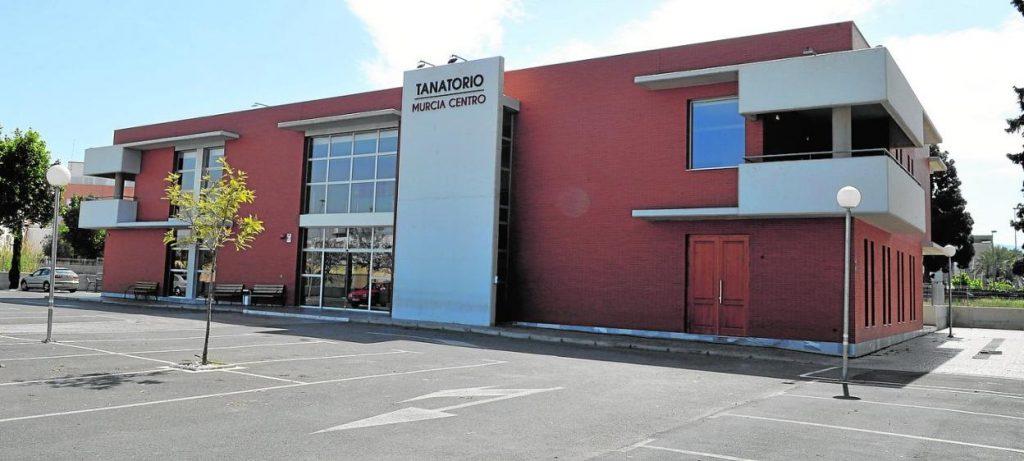 Tanatorio Murcia Centro