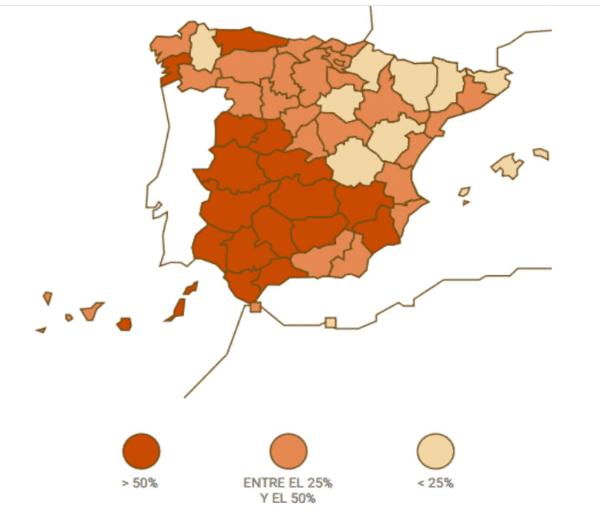 Cuantas Personas Tienen Seguro de Decesos en Huelva