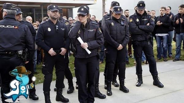 Policías, Militares y Agentes de Seguridad